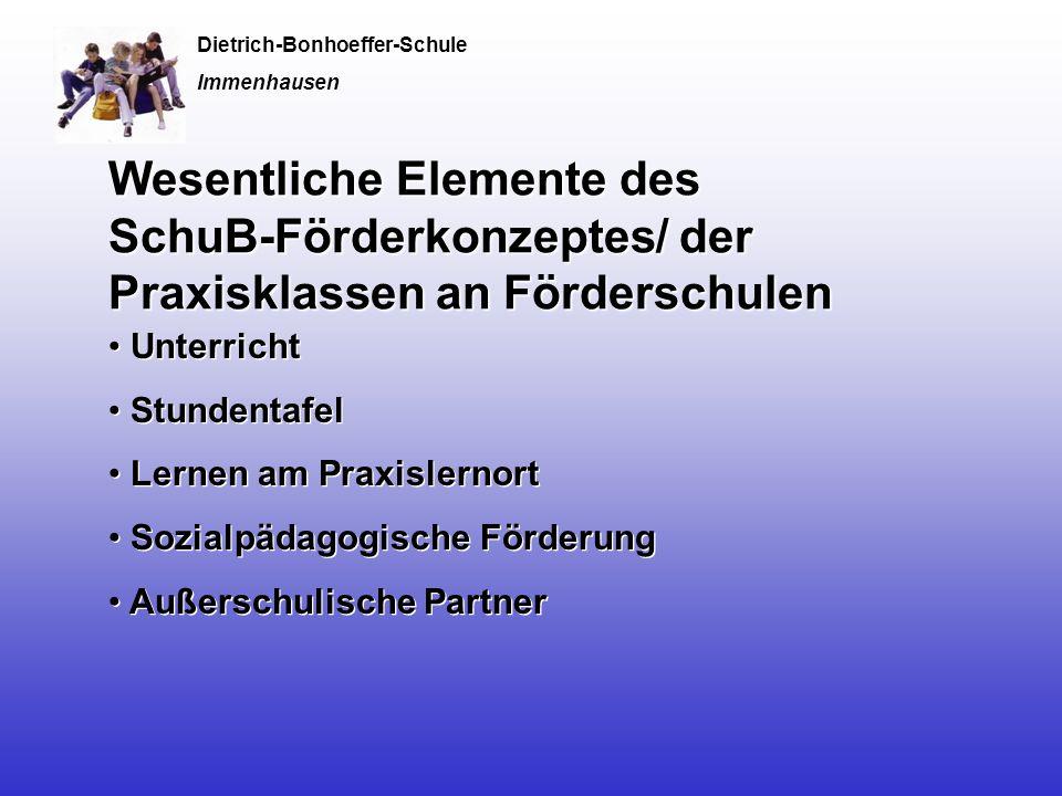Dietrich-Bonhoeffer-Schule