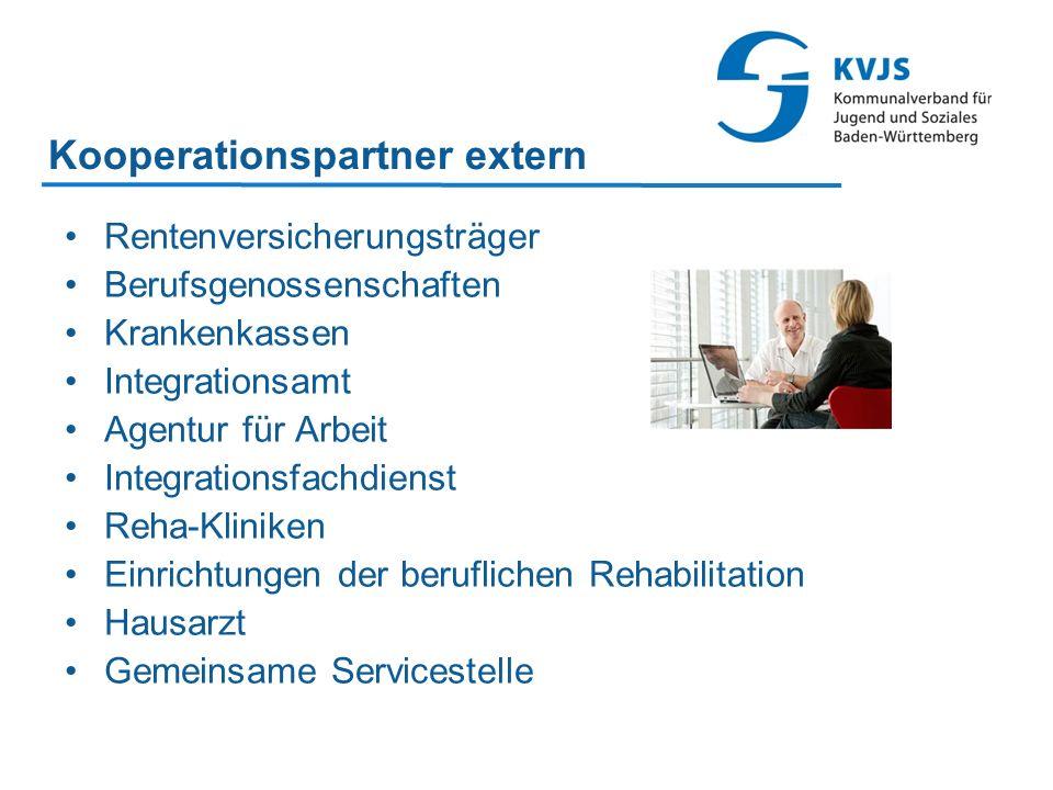 Kooperationspartner extern