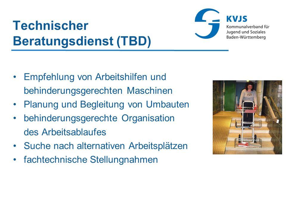 Technischer Beratungsdienst (TBD)