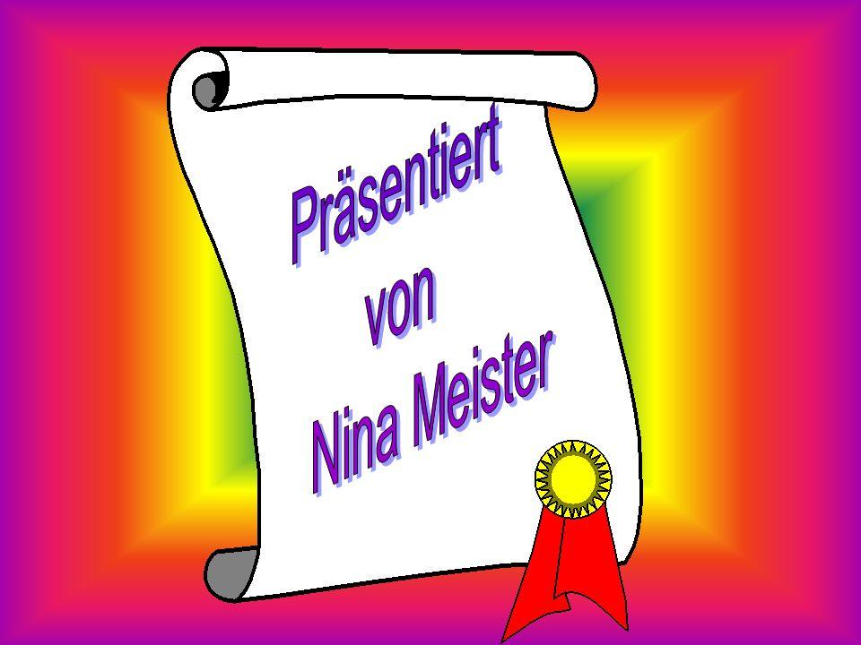 Präsentiert von Nina Meister