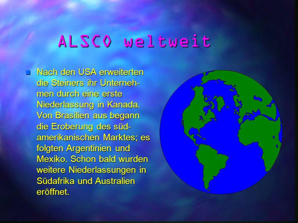 ALSCO weltweit