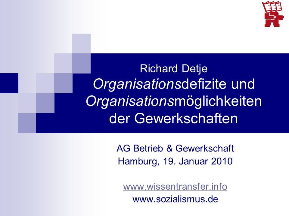 AG Betrieb & Gewerkschaft