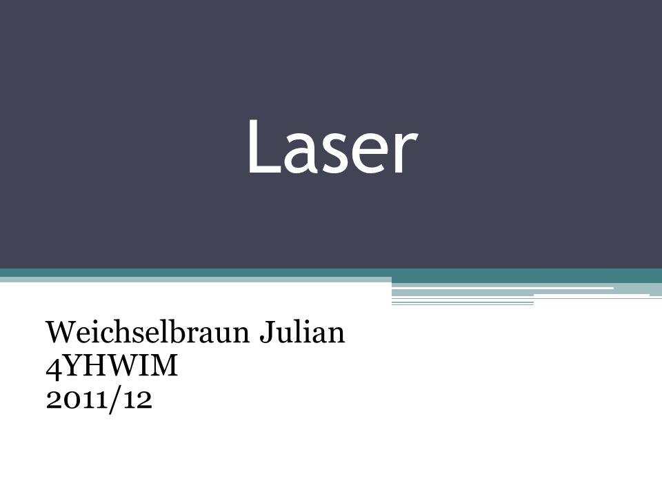 Weichselbraun Julian 4YHWIM 2011/12
