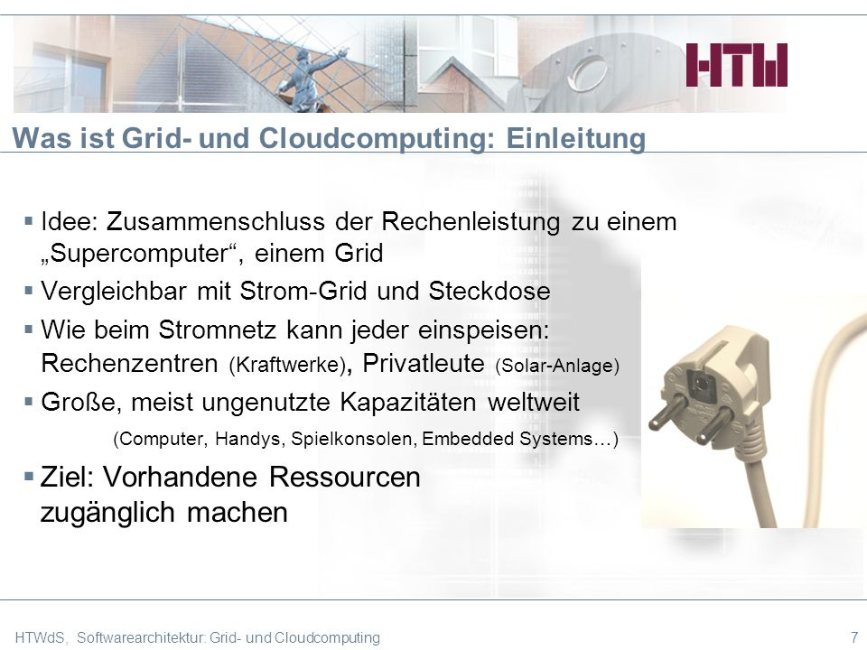 Was ist Grid- und Cloudcomputing: Einleitung