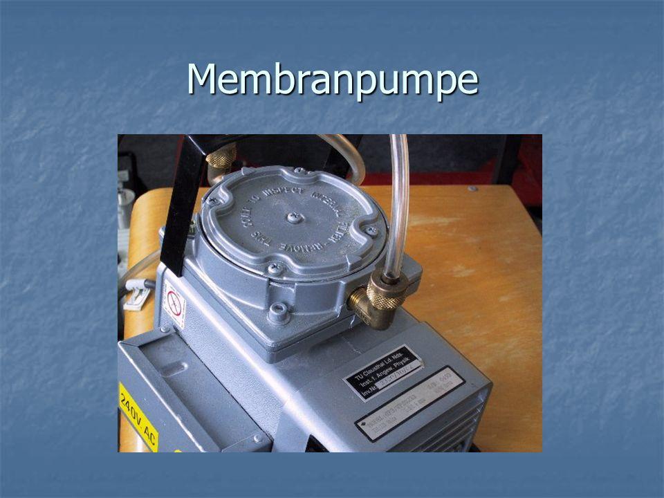 Membranpumpe