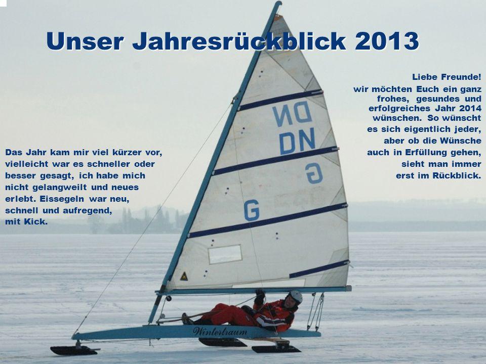 Unser Jahresrückblick 2013