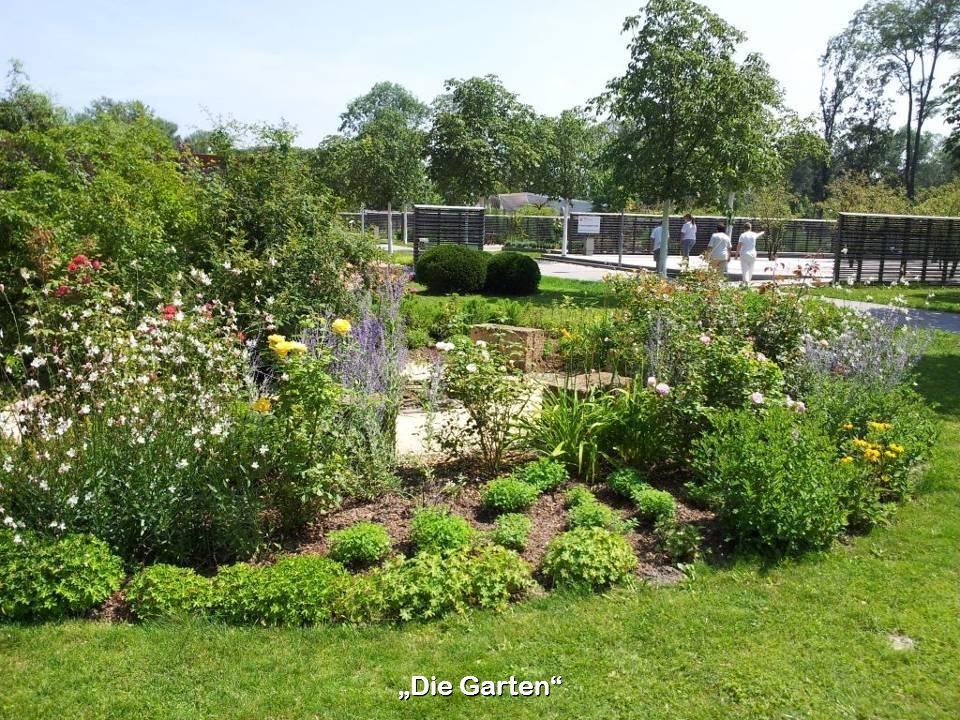 """""""Die Garten"""