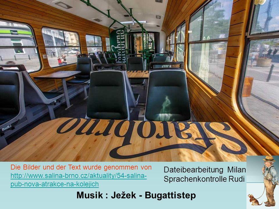 Musik : Ježek - Bugattistep