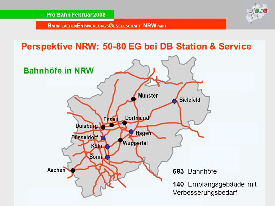 Perspektive NRW: 50-80 EG bei DB Station & Service