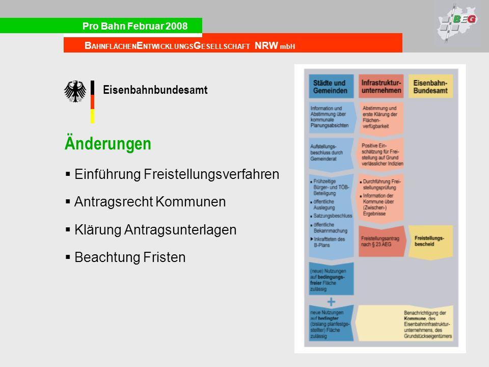 Änderungen Einführung Freistellungsverfahren Antragsrecht Kommunen
