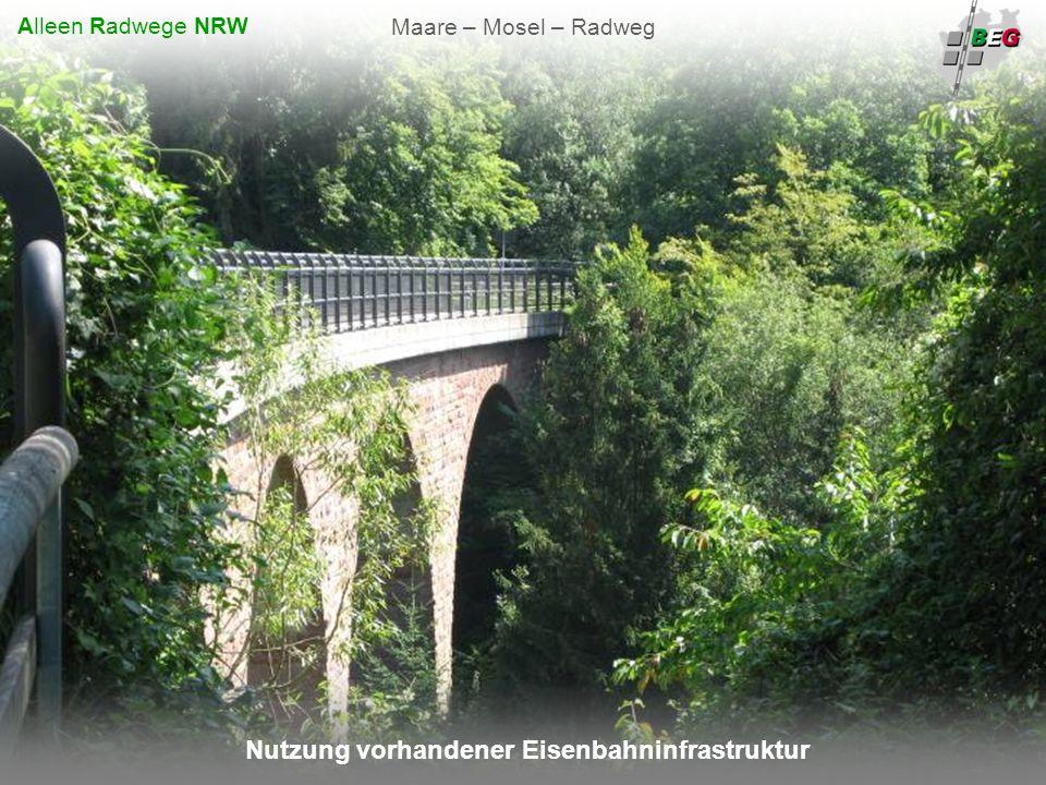 Nutzung vorhandener Eisenbahninfrastruktur