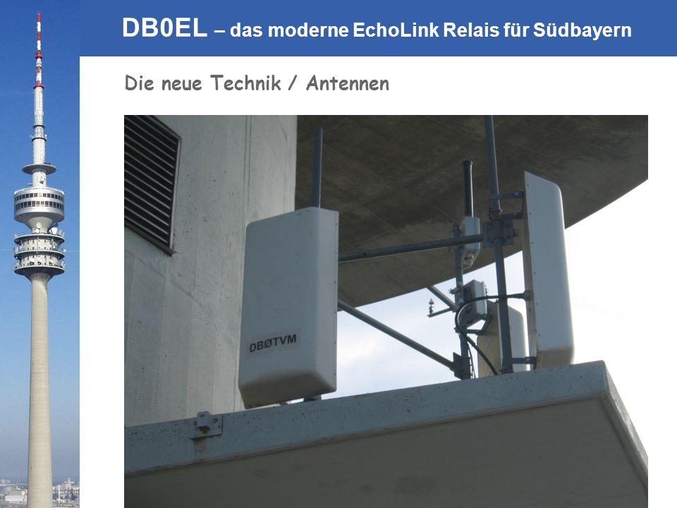 Die neue Technik / Antennen