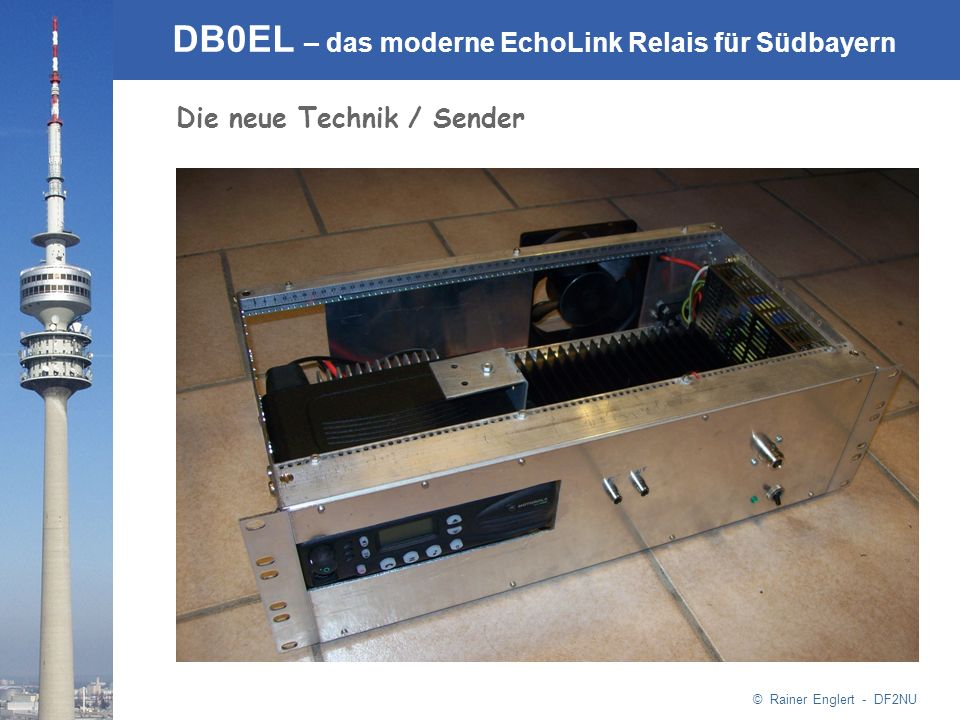 Die neue Technik / Sender