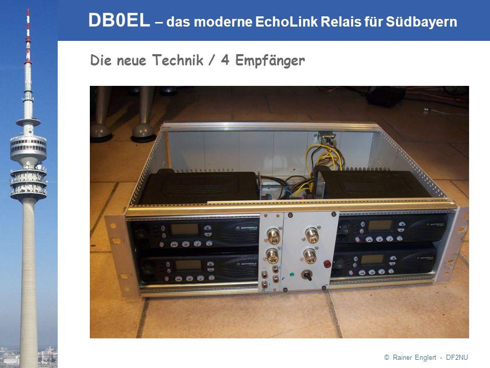 Die neue Technik / 4 Empfänger