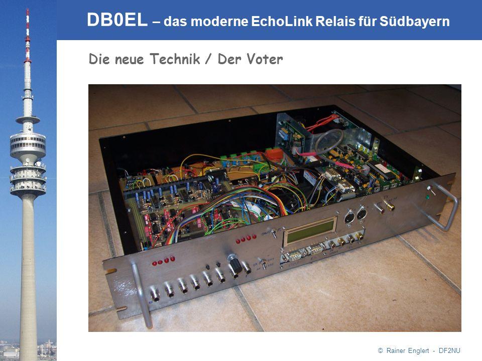 Die neue Technik / Der Voter