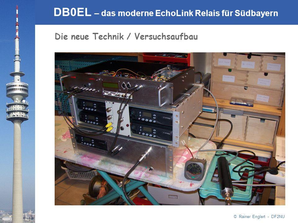 Die neue Technik / Versuchsaufbau