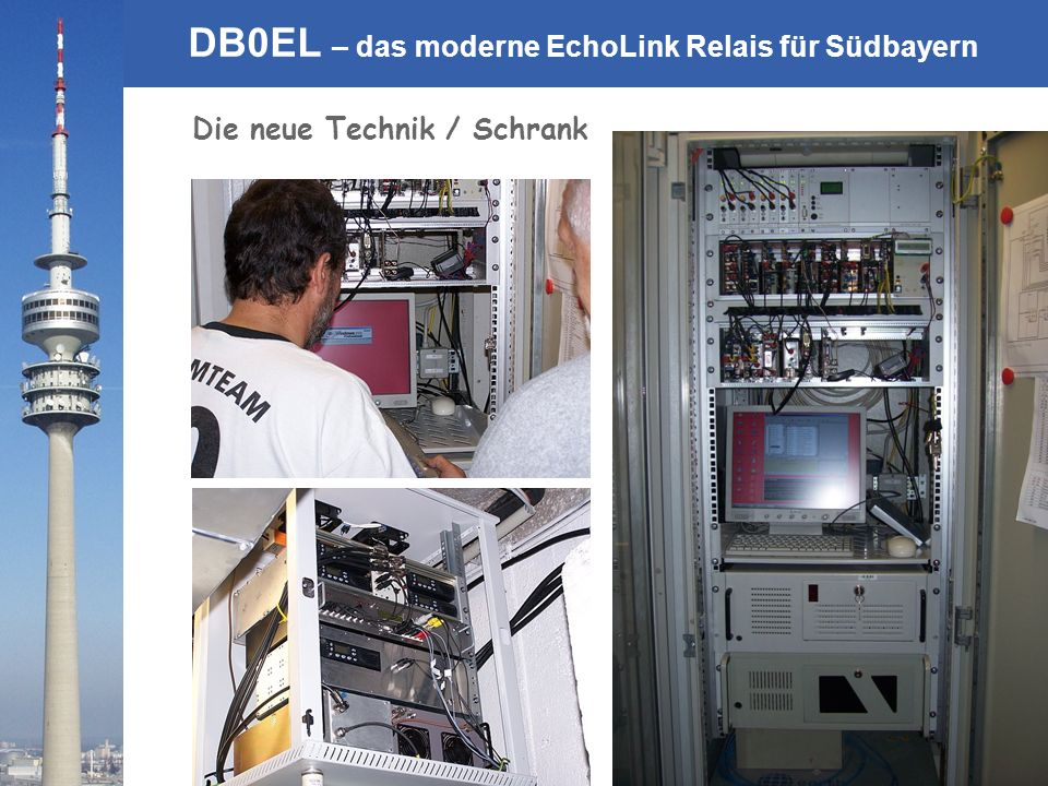 Die neue Technik / Schrank