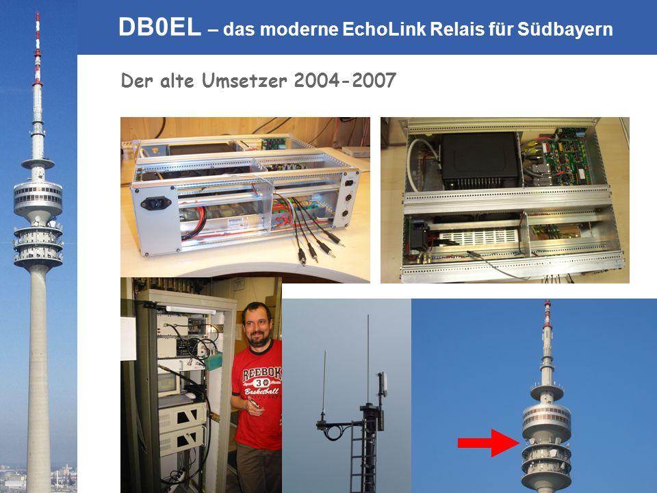 Der alte Umsetzer 2004-2007
