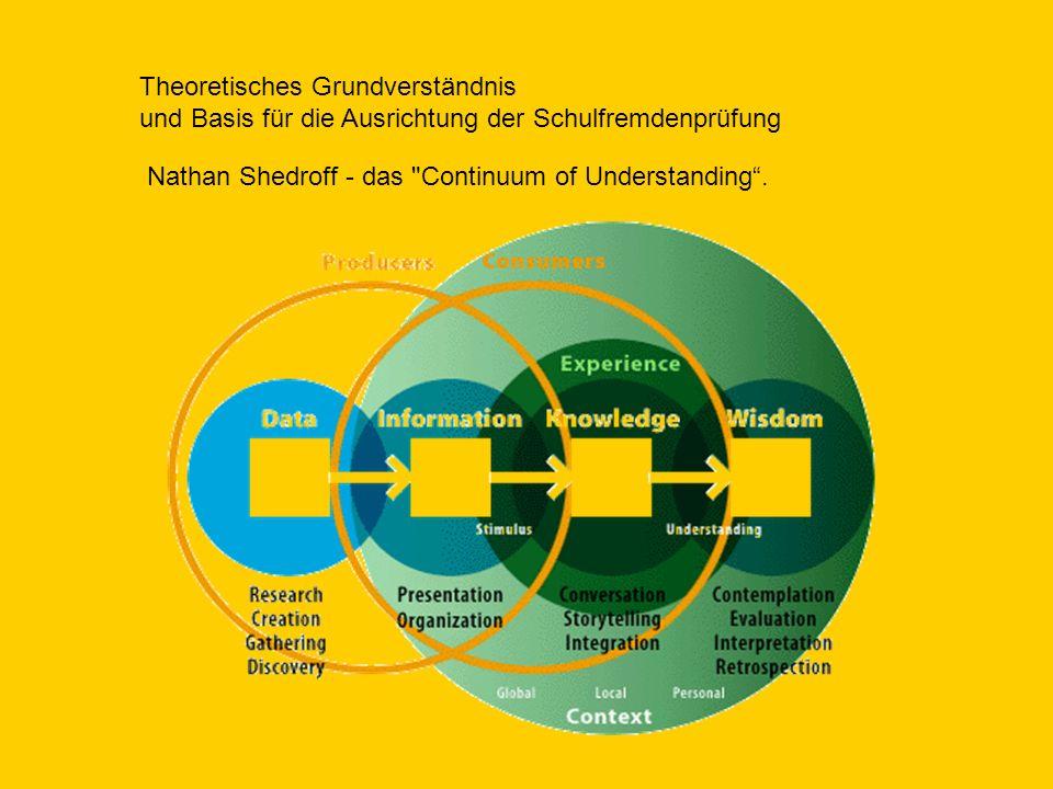 Theoretisches Grundverständnis