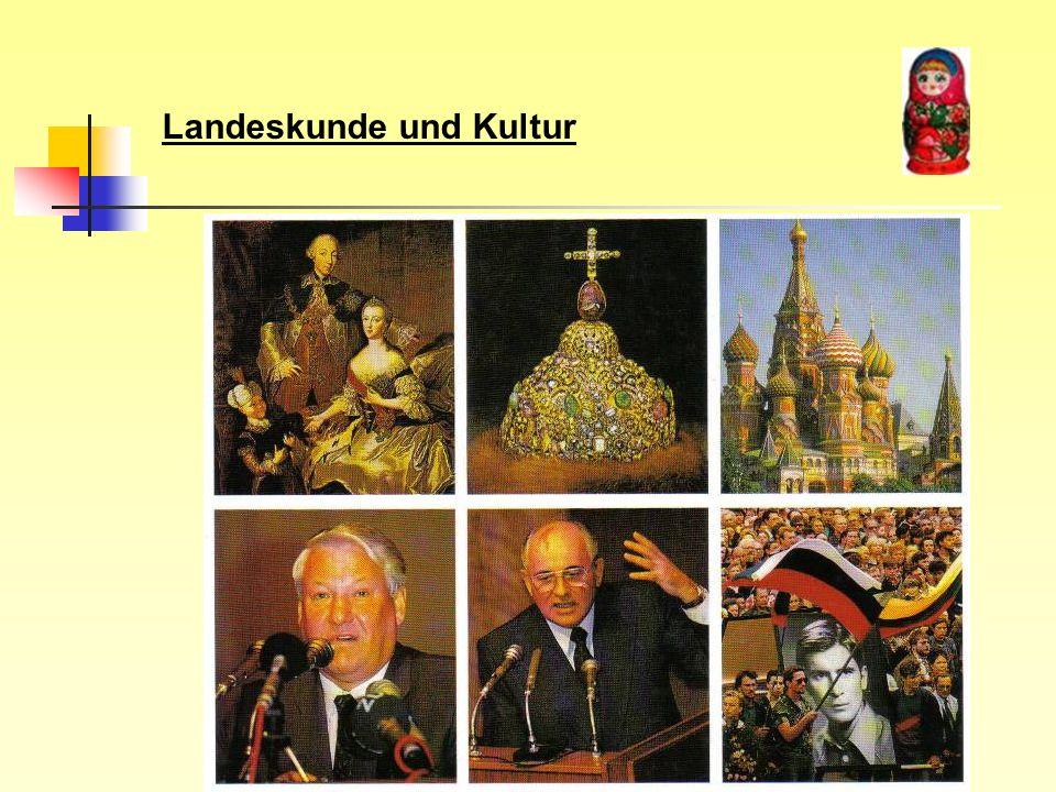 Landeskunde und Kultur