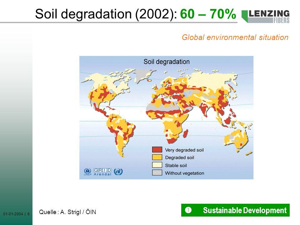 Global environmental situation
