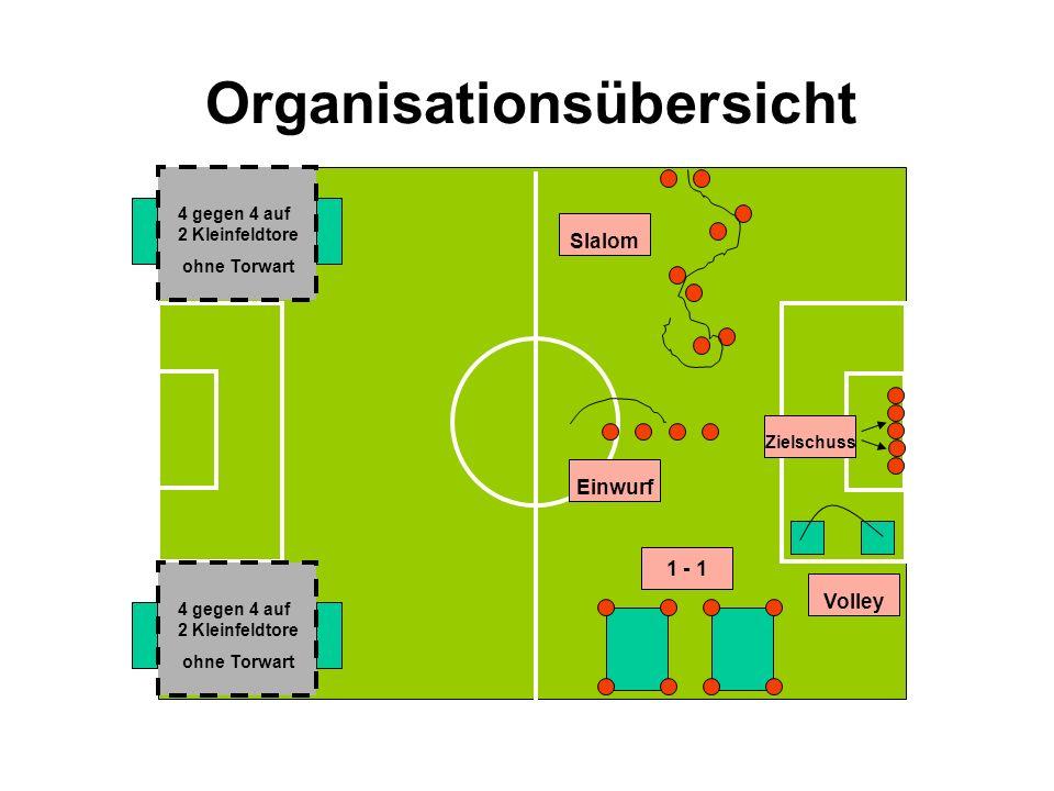 Organisationsübersicht