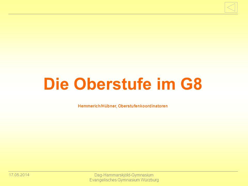 Hemmerich/Hübner, Oberstufenkoordinatoren