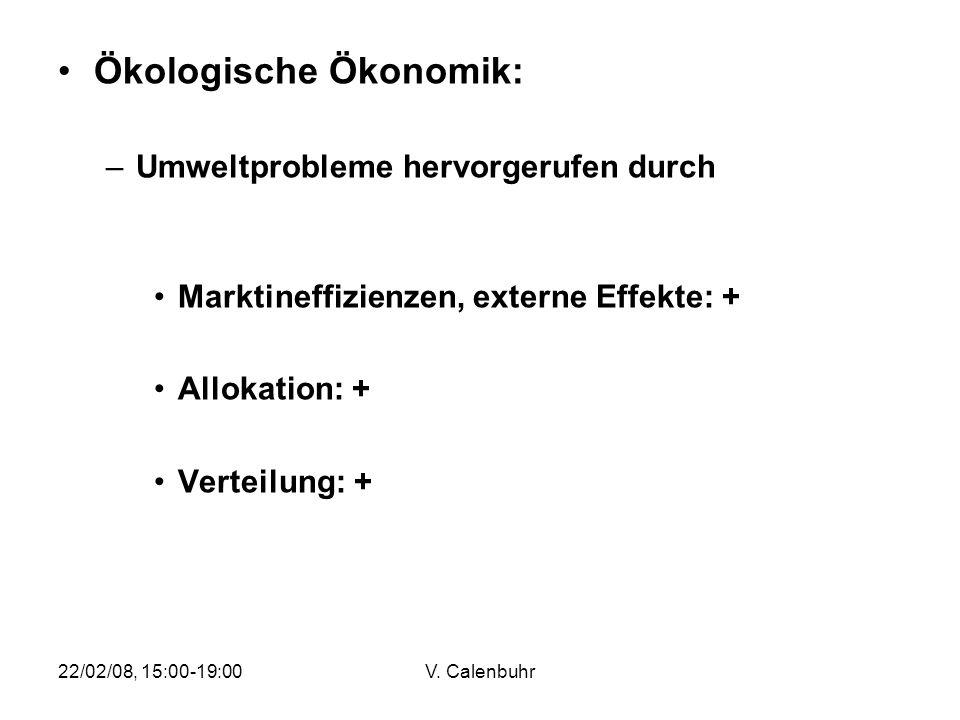 Ökologische Ökonomik: