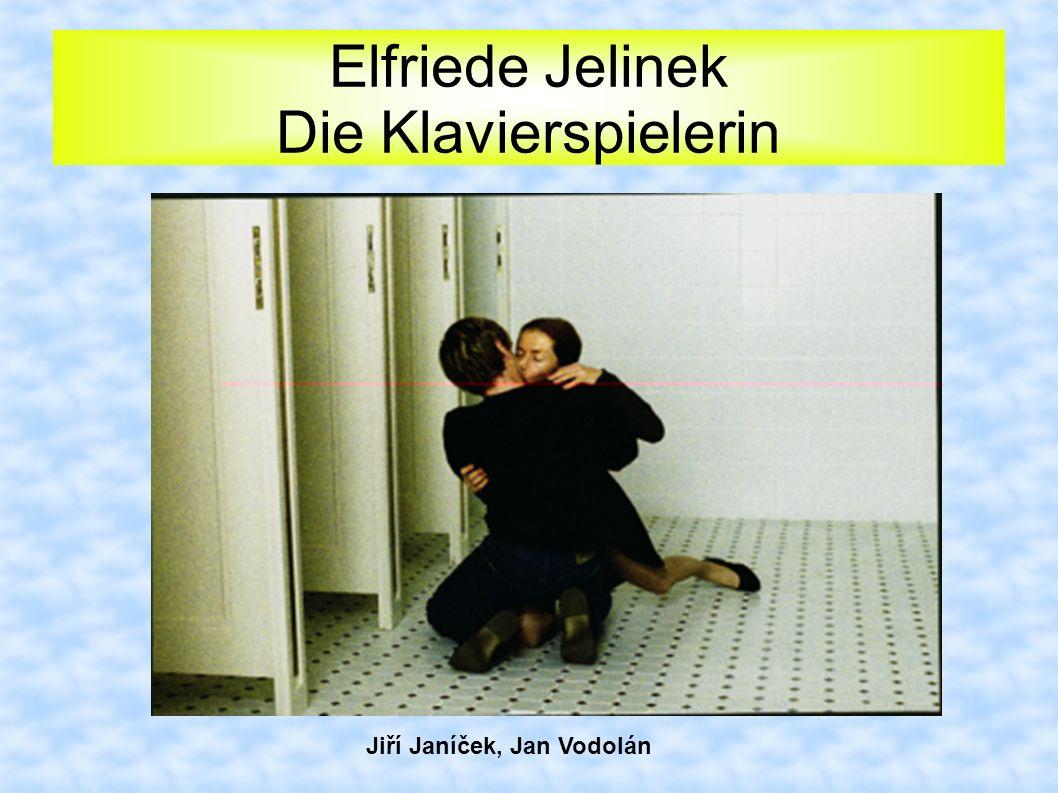 Elfriede Jelinek Die Klavierspielerin