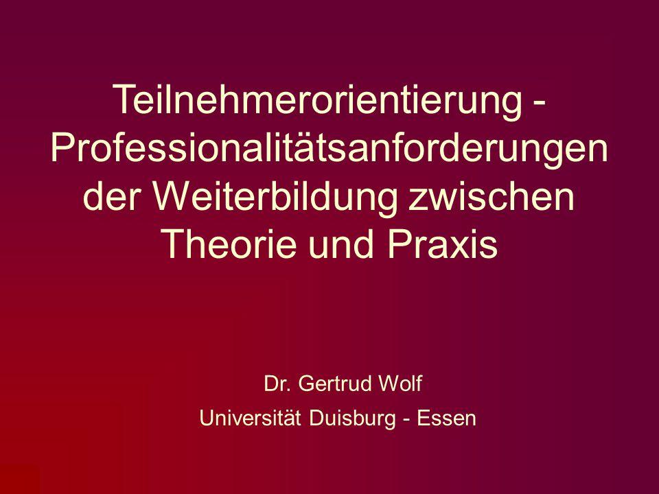 Universität Duisburg - Essen