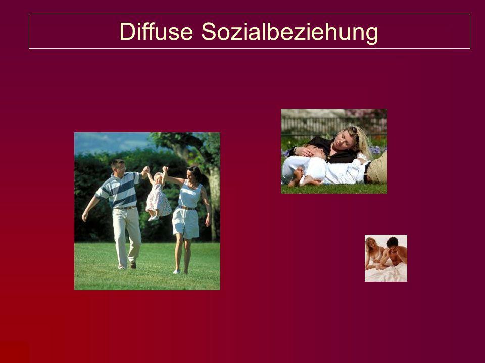 Diffuse Sozialbeziehung