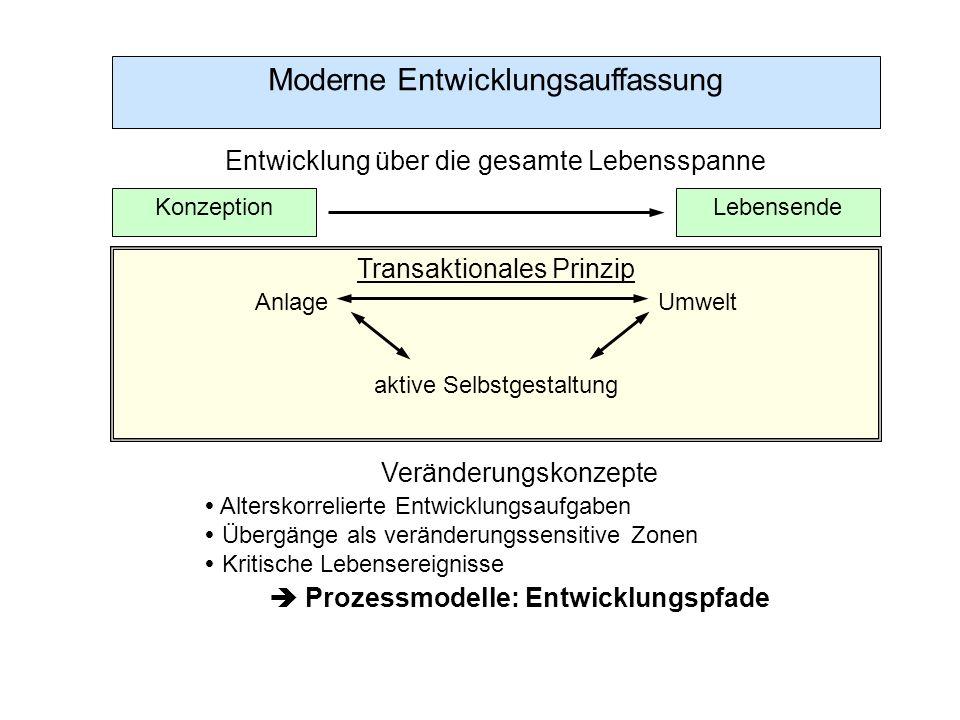 Prozessmodelle: Entwicklungspfade