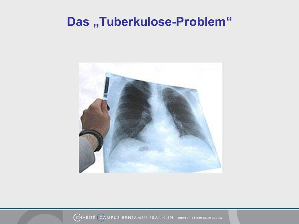 "Das ""Tuberkulose-Problem"