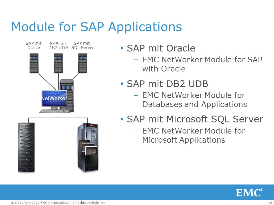 Module for SAP Applications
