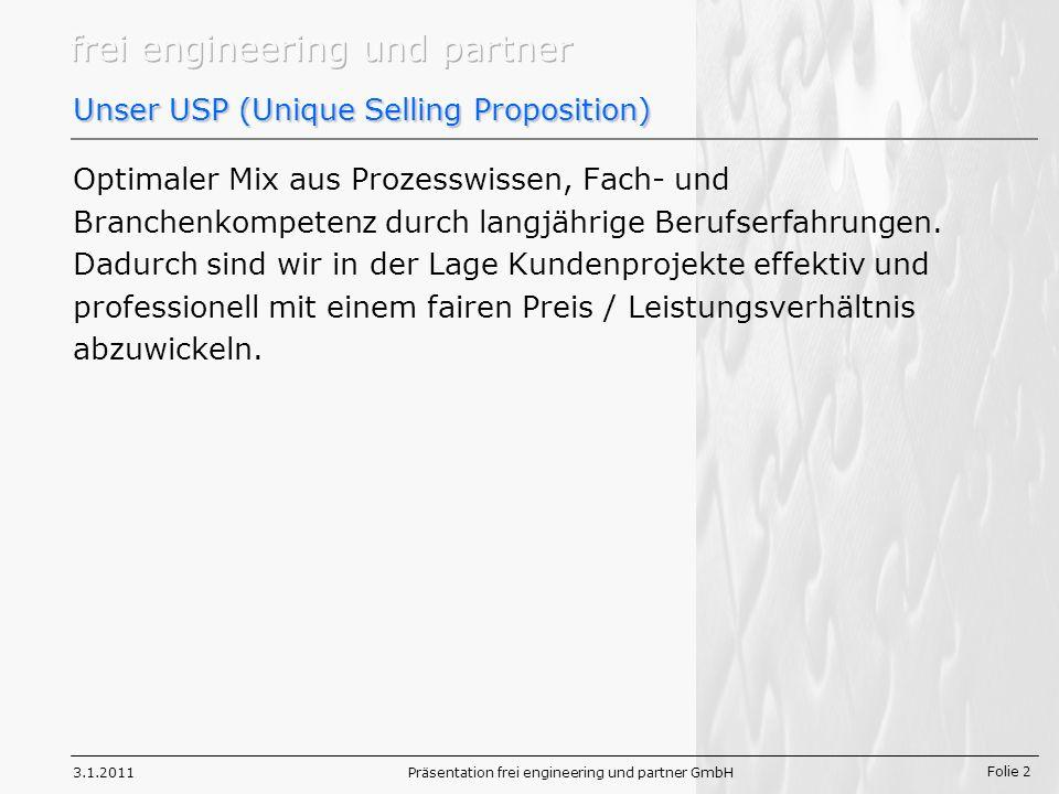 Unser USP (Unique Selling Proposition)