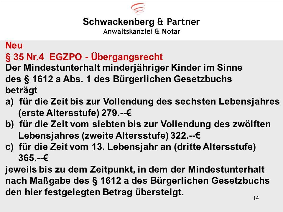 Schwackenberg & Partner Anwaltskanzlei & Notar