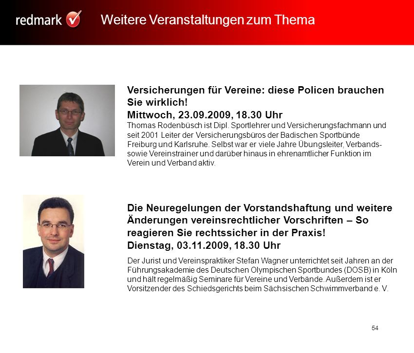 Rechtsanwalt Prof. Gerhard Geckle, Freiburg