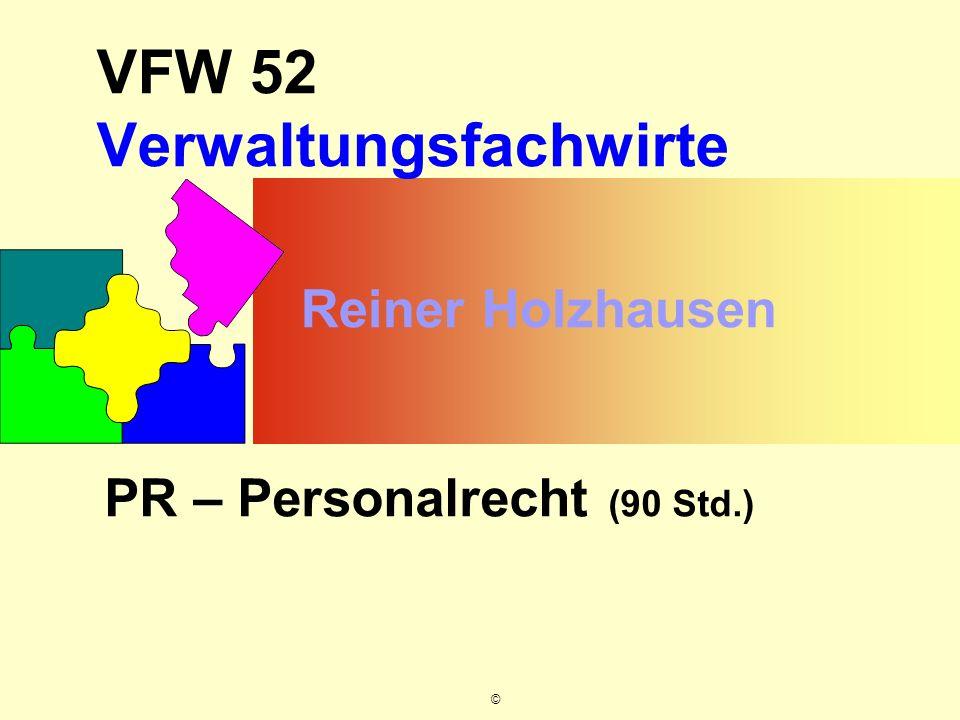 VFW 52 Verwaltungsfachwirte