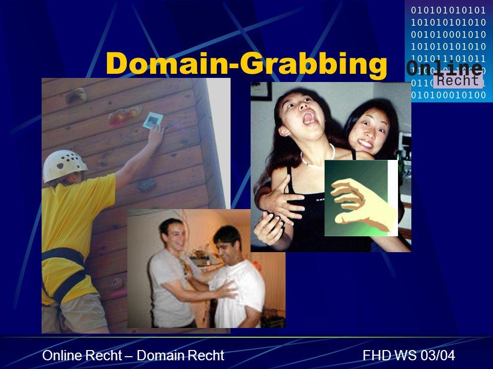 Domain-Grabbing