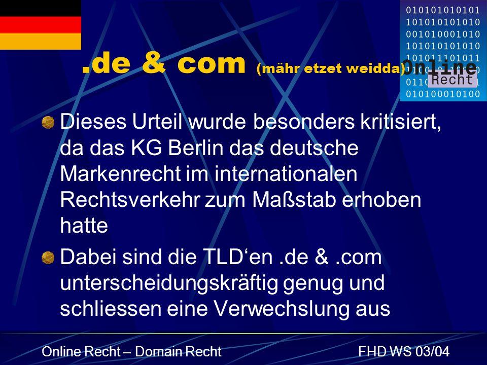 .de & com (mähr etzet weidda)