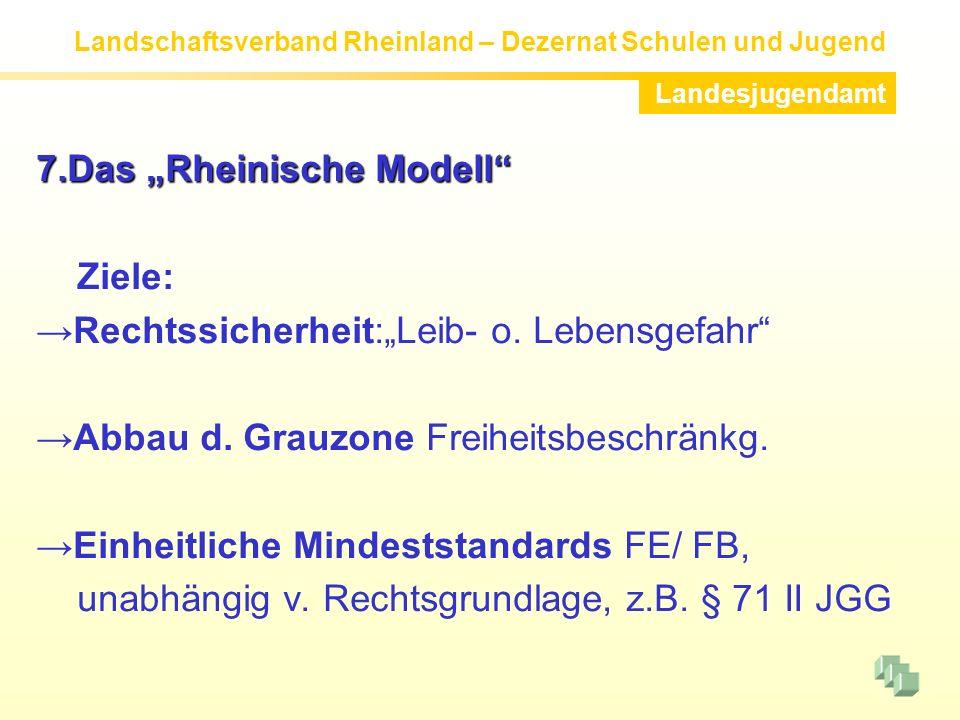 """7.Das """"Rheinische Modell"""