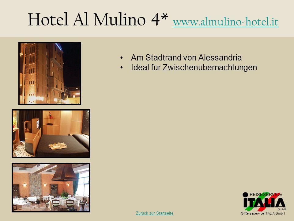 Hotel Al Mulino 4* www.almulino-hotel.it