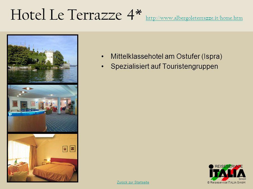 Hotel Le Terrazze 4* http://www.albergoleterrazze.it/home.htm
