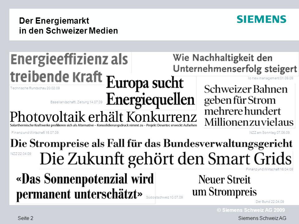 Basellandschaftl. Zeitung 14.07.09