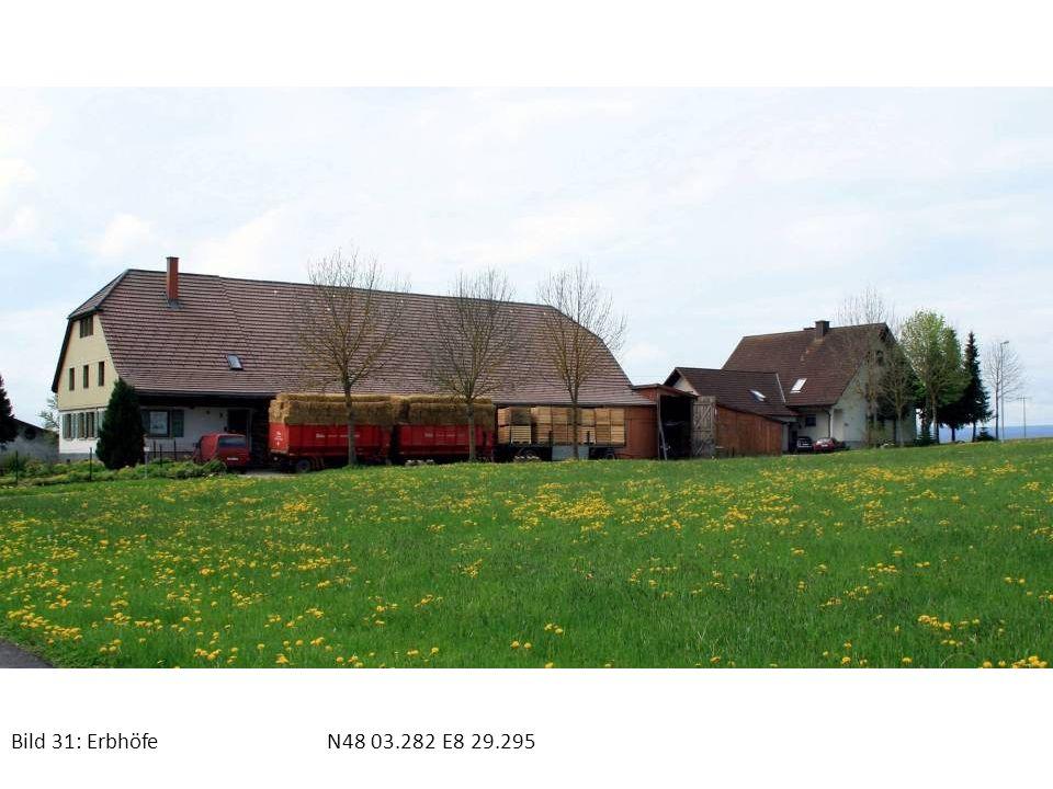 Bild 31: Erbhöfe N48 03.282 E8 29.295