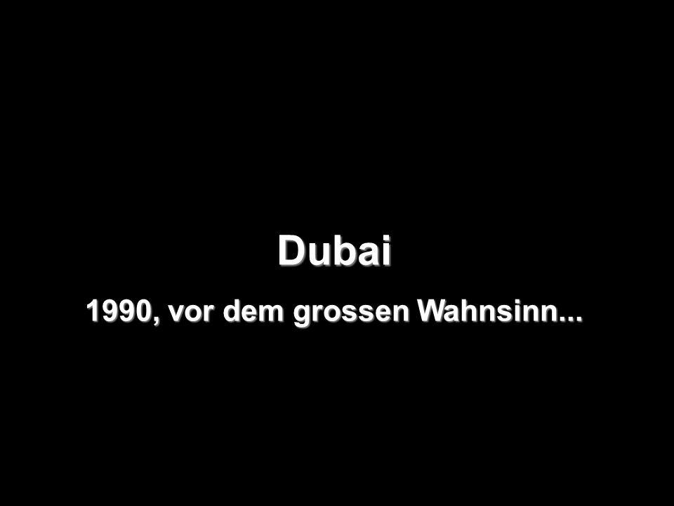 1990, vor dem grossen Wahnsinn...