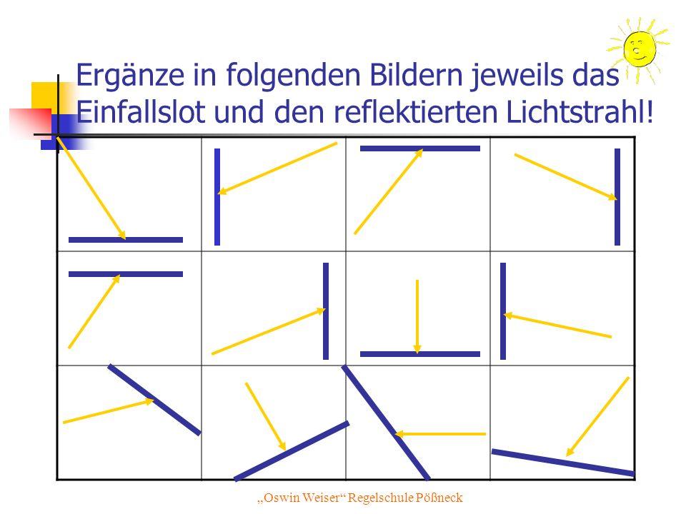 """""""Oswin Weiser Regelschule Pößneck"""