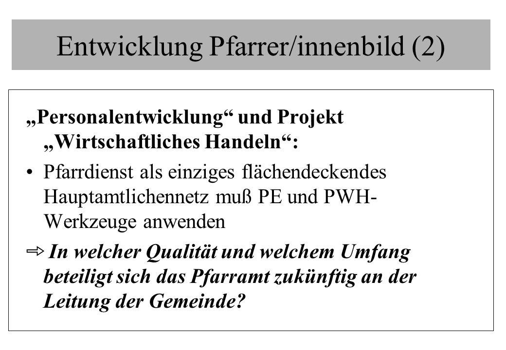 Entwicklung Pfarrer/innenbild (2)