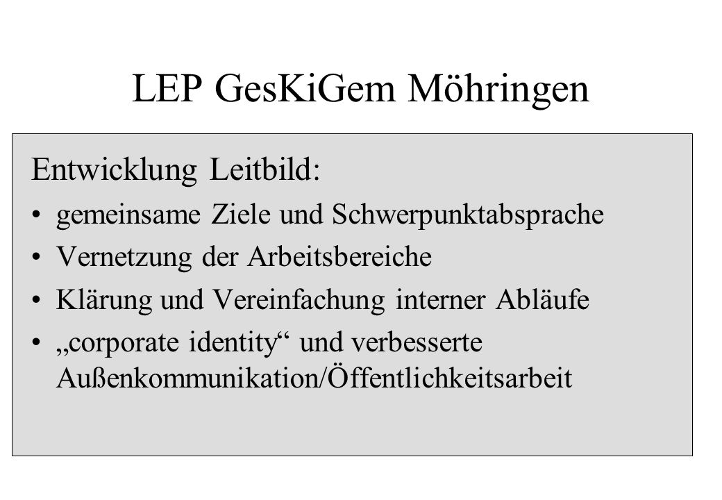 LEP GesKiGem Möhringen