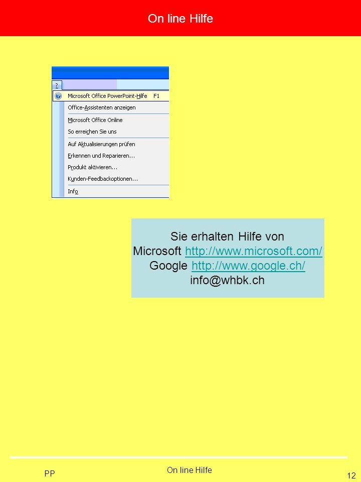 Microsoft http://www.microsoft.com/ Google http://www.google.ch/